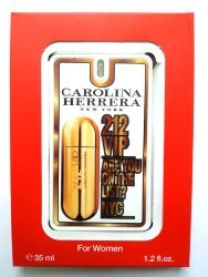 Carolina Herrera - 212 Vip for woman 35 мл
