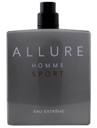 Тестер: Chanel Allure Homme Sport Eau Extreme 100 мл