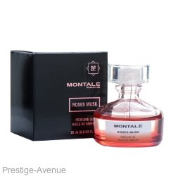 "Парфюмированное масло Montale ""Roses Musk"" Perfume Oil 20 ml  Made In UAE"