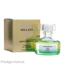 "Парфюмированное масло Paco Rabanne ""Lady Million"" Perfume Oil 20 ml  Made In UAE"