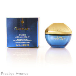 "Крем для лица Guerlain ""Super Aqua Night"" 50g"