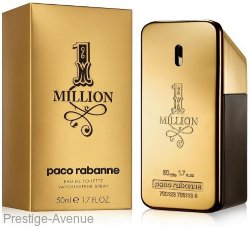 Paco Rabanne 1 Million For Men Edt original