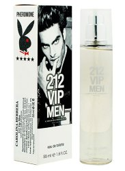 Carolina Herrera 212 Vip For Men edt феромоны 55 мл