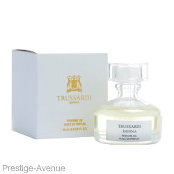 "Парфюмированное масло Trussardi ""Donna"" Perfume Oil 20 ml  Made In UAE"