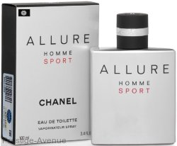 Chanel Allure Homme Sport 100 мл Made In UAE