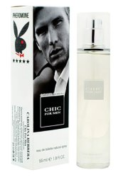 Carolina Herrera Chic For Men edt феромоны 55 мл