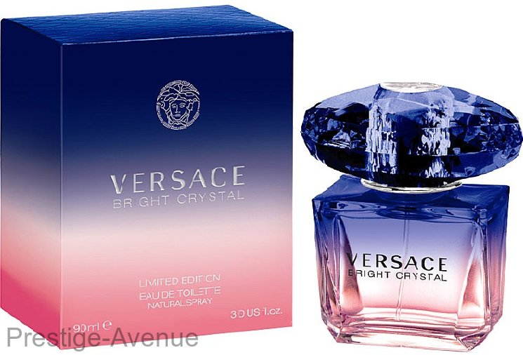 Versace - Туалетная вода Bright Crystal Limited Edition 90 ml (w)