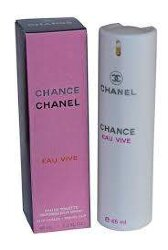 Chanel - Туалетные духи Chance Eau Vive 45ml (w)