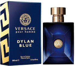 Versace - Туалетная вода Dylan Blue Pour Homme 100 мл