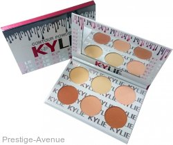 Пудра Kylie Contour Powder Kit (6 оттенков)