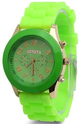 Часы Geneva Light Green