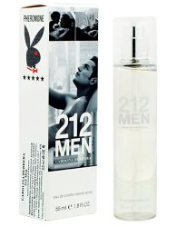Carolina Herrera 212 Men edt феромоны 55 мл