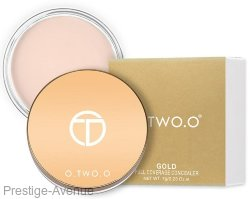Пудра кремовая O.TWO.O Gold Full Coverage Concealer 7g