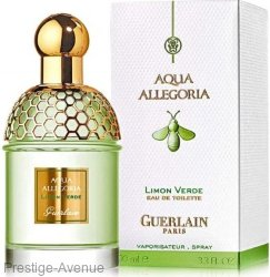 Guerlain - Туалетная вода Aqua Allegoria Limon Verde edt 100ml