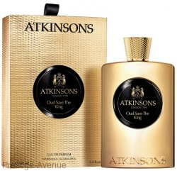 "Atkinsons ""Oud Save The King"" edp 100ml"