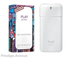 Givenchy - Туалетные духи Play for her Arty Color Edition 75 ml (w)