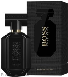 Hugo Boss - Парфюмированая вода The Scent for woman Parfum Edition 100 мл