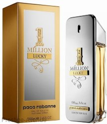 Paco Rabanne - Туалетная вода 1 Million Lucky For Man 100 мл