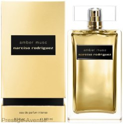 Narciso Rodriguez - Парфюмированая вода Amber Musc for woman 100 мл