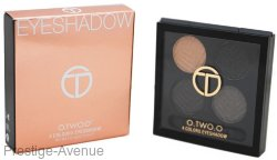 Тени O.TWO.O 4 Colours Eyeshadow
