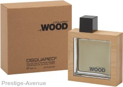 Dsquared2 - Туалетная вода He Wood Pour Homme 100 мл