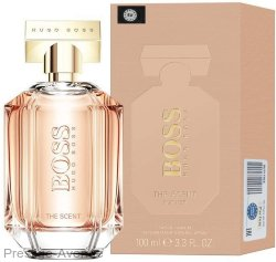 Hugo Boss The Scent for woman 100 мл Made In UAE